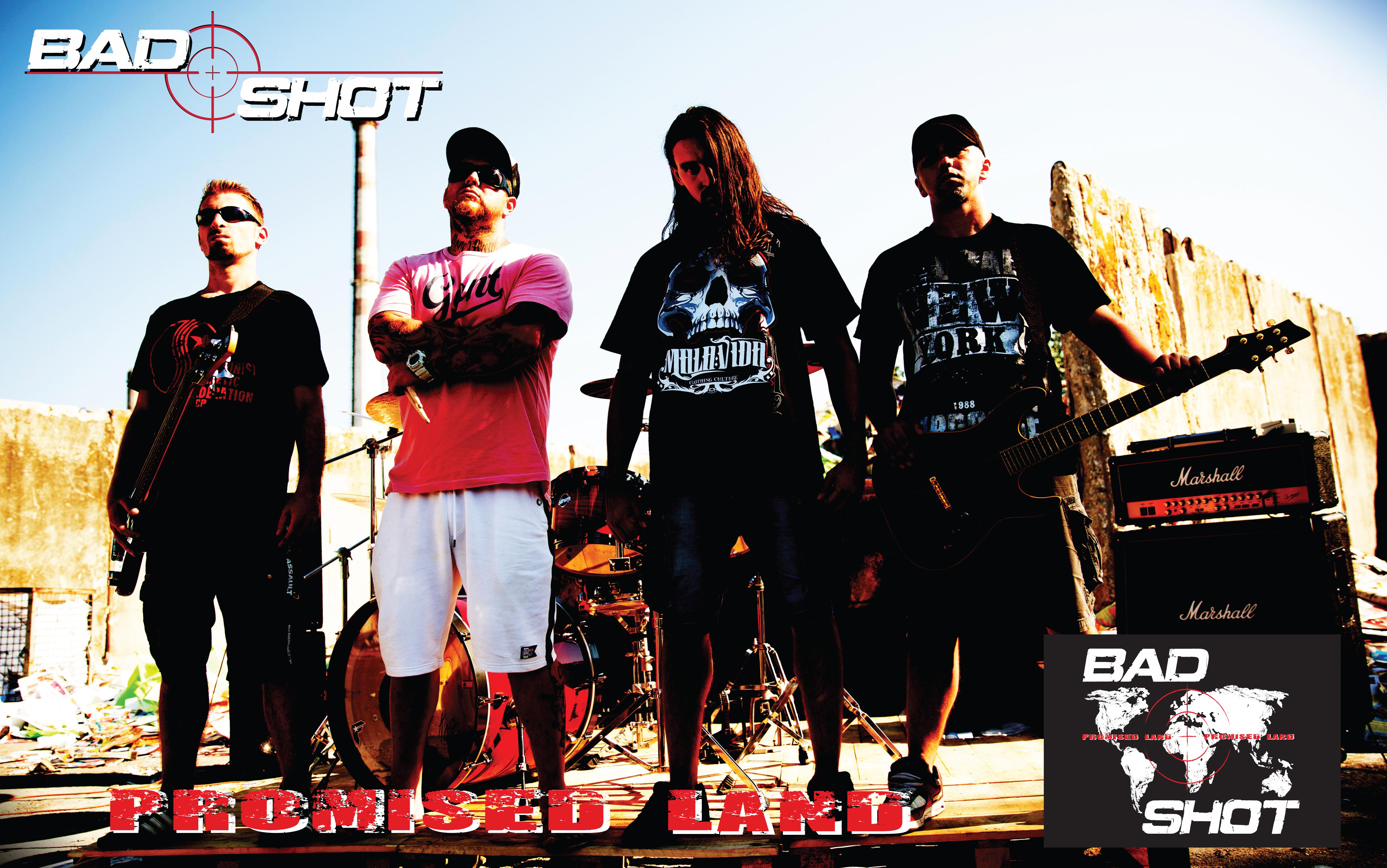 Kapela Bad Shot predstavuje novú krv slovenskej hardcore-metal scény. Tento  rok sa stal pre nich prelomovým dbc211764e