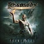 Luca Turilli's Rhapsody Prometheus, Symphonia Ignis Divinus cover