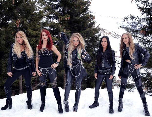 Burning Witches kapela