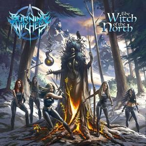 Burning Witches cover