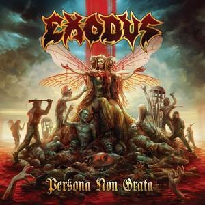 Exodus Persona cover