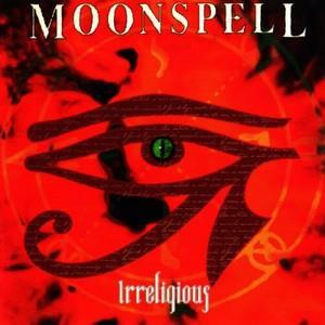 Moonspell Irreligious cover