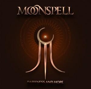 Moonspell darkness cover