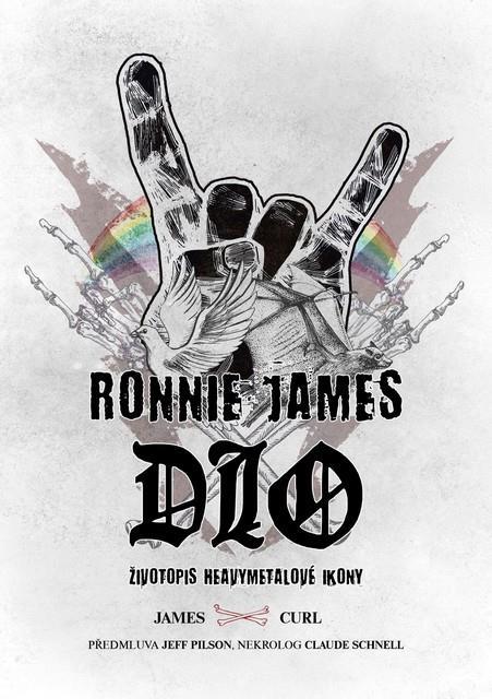 Ronnie James Kniha
