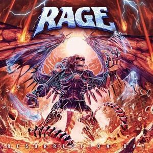 rage Resurrection cover