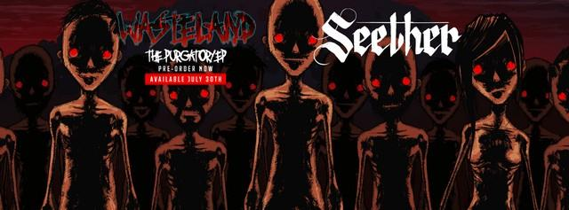Seether EP baner