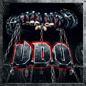 U.D.O. Game Over cover