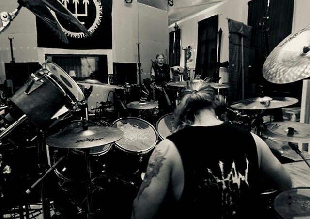 Watain recording