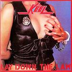 Keel Lay Down Cover