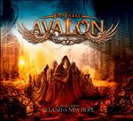 Timo Tolkki's Avalon The Land cover