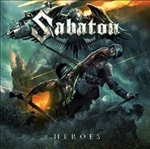 Sabaton Heroes cover