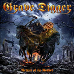 Grave Digger Return of The Reaper cover