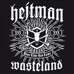 Hejtman Wasteland cover