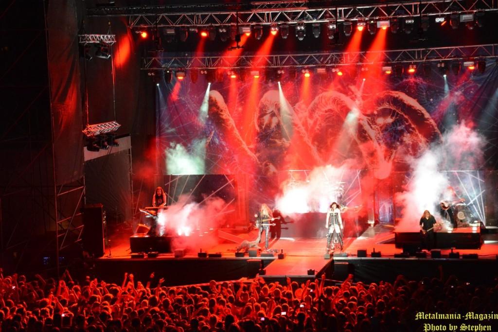 Nightwish Banska Bystrica