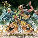 Acid Force Atrocity for cover