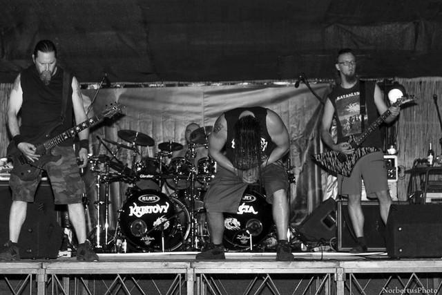 kapela Immorality live