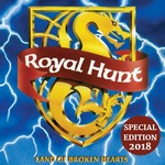 Royal Hunt Land of cover
