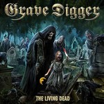 Grave Digger The Living cover