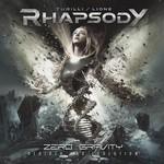 Turilli/Lione Rhapsody Zero Gravity cover