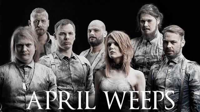 April Weeps