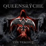 Queensrÿche The Verdict cover