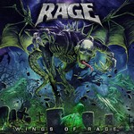 Rage Wings cover