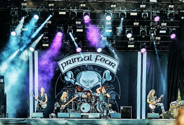Primal fear kapela