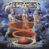 Testament Titans of Creation cover