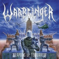 Warbringer Weapons of Tomorrow cover