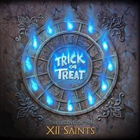 Trick or Treat The Legend of the XII Saints cover