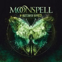 Moonspell The Butterfly cover