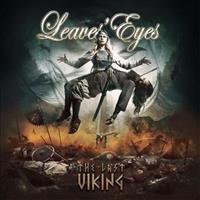 Leaves' Eyes The Last Viking cover