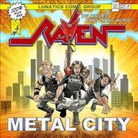 Raven Metal City cover
