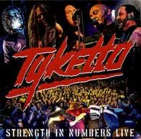 Tyketto Strength cover