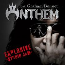 Anthem Explosive! / Studio Jam cover