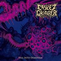 Casket Grinder Fall Into Dementia cover