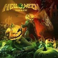 Helloween Straight Out of Hell cover