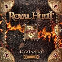 Royal Hunt Dystopia cover