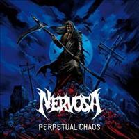 Nervosa Perpetual cover