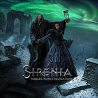 Sirenia Riddles, Ruins & Revelations cover