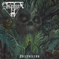 Asphyx Necroceros cover
