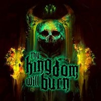 Thy Kingdom Will Burn cover