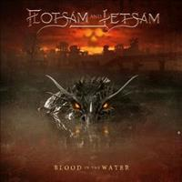 Flotsam Blood in cover