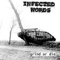 Infected Words Grind cover